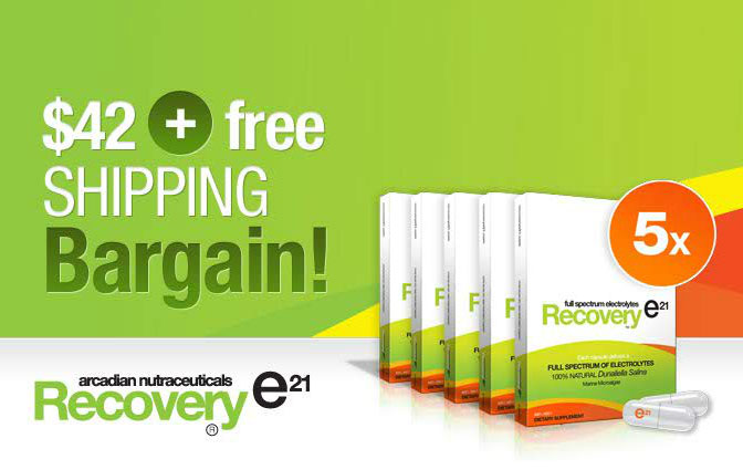 Recovery e21 Special Offer